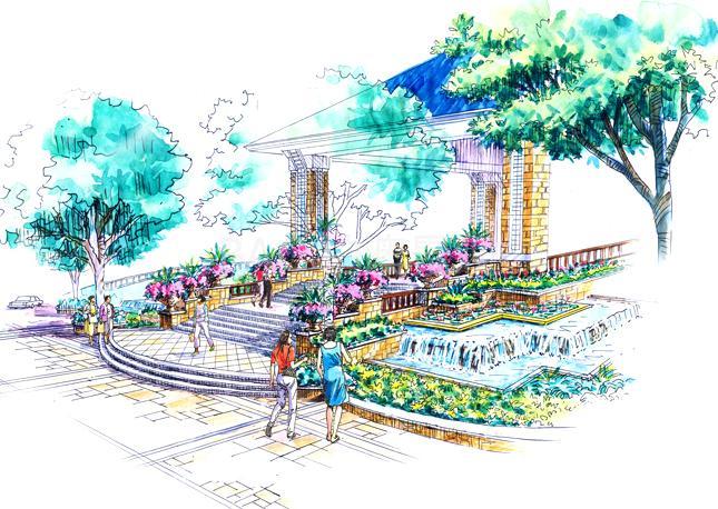 广州市柏澳景观设计有限公司- 园林景观设计公司 广州